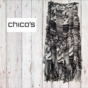 Chico's Maxi Skirt / Chico Sz 0
